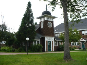 Goddard_College_Clockhouse