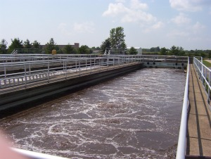 sewage-water
