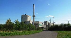 Sherman Energy Company Biomass Electric Energy Plant - not in operation